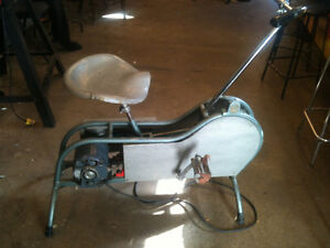 Vintage electric exercise bike London Ontario image 4