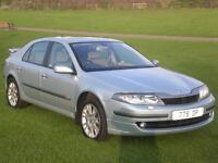 2001 (51) Renault Laguna 3.0 V6 24v Privilege Automatic