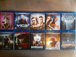 Lots of Blu-Ray Movies for sale(Part 2)