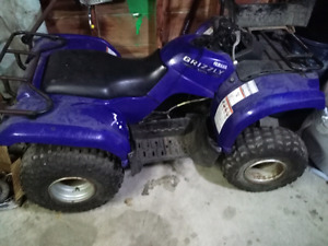 125 yamaha grizzly parts 2004