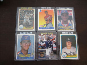 Baseball Rookie Cards $4 each EX/NM/MT Windsor Region Ontario image 1