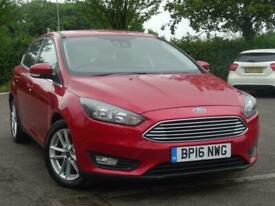 image for Ford Focus 1.5TDCi ( 120ps ) ( s/s ) 2015.5MY Zetec
