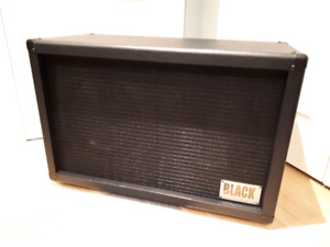 Black Sound Cabs 2×12