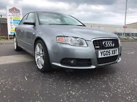 Audi A4 turbo S-Line excellent condition service history