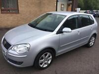 0808 Volkswagen Polo 1.2 ( 70PS ) Match Silver 5 Door 50719mls
