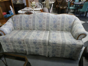 Tulip - Striped Sofa