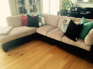 Large sectional in good condition