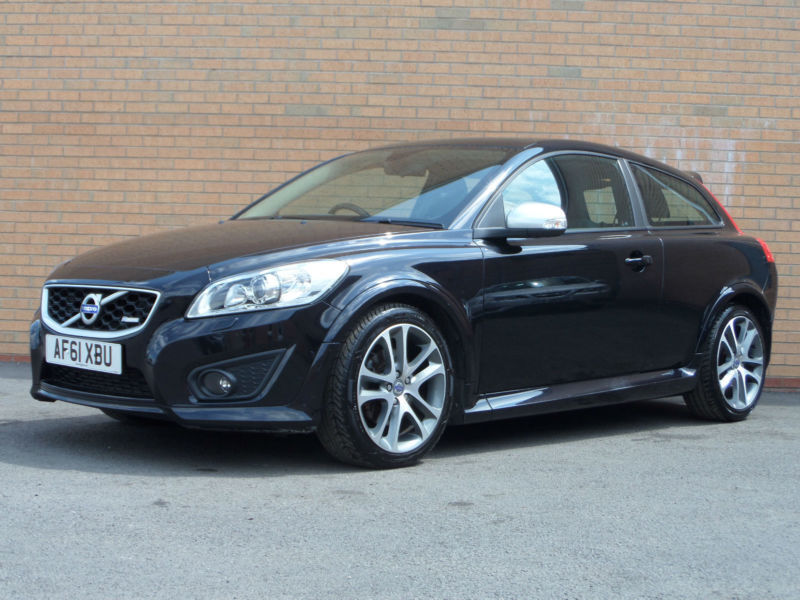11 61 volvo c30 d3 2 0d 150bhp r design diesel manual in. Black Bedroom Furniture Sets. Home Design Ideas