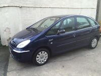 Citroen Picasso hdi, full years mot