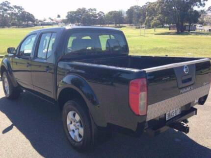 2007 4x4 Automatic D40 Nissan Navara Ute Lidcombe Auburn Area Preview