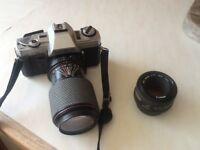 35 mm camera Minolta X300