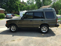 1997 Land Rover Discovery SE SUV