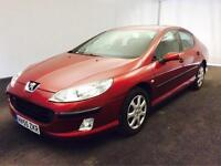 PEUGEOT 407 1.6HDi S [2005] >£950 TODAY ONLY < FULL MOT..LOW MILES..DRIVES GOOD