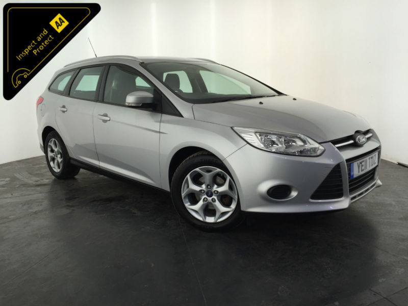 2011 FORD FOCUS EDGE TDCI DIESEL ESTATE FINANCE PX WELCOME