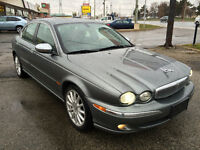 2005 Jaguar X-type,all wheel drive,fully loaded,Super Clean !