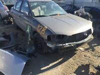 2001-2005 Nissan sentra parts only