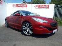2013 62 PEUGEOT RCZ 2.0HDi GT 163BHP..STUNNING LOW MILEAGE EXAMPLE.FULL SH.2KEYS