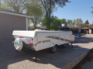 2008 Jayco Jay Series Tent Trailer with Slide out