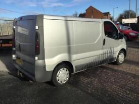 Renault Trafic 1.9TD SL27dCi silver air conditioning