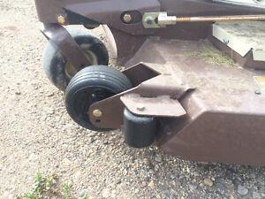 Grasshopper Zero Turn and Attachments Riding lawnmower Regina Regina Area image 3