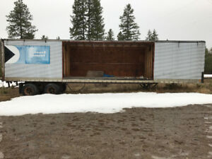 Free - 2 old trailers