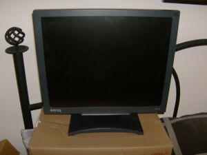 """BenQ 19"""" VGA Monitor model Q9T4"""