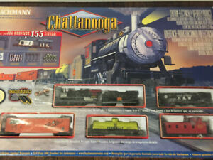Bachman Train set
