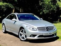 2009/09 MERCEDES-BENZ CL 500 CL500 5.5 AMG STYING 46K MILES MBFSH