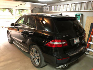 2015 Mercedes Benz ML63 AMG