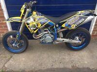 Husaberg 650cc