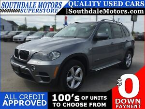 2011 BMW X5  AWD * LEATHER * PANORAMIC SUNROOF