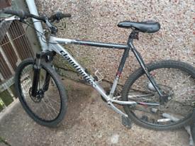 Claudbutler mountain bike