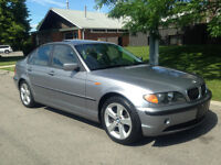 2005 BMW 325I AUTOMATIC LEATHER ROOF ALLOYS CLEAN CAR-PROOF City of Toronto Toronto (GTA) Preview