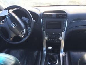 2004 Acura TL Sedan