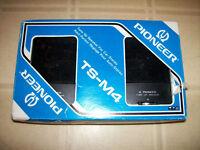 Vintage Pioneer TS-M4 tune up speakers (1985)(brand new)