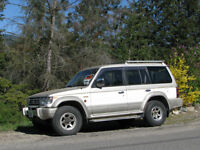 1991 Mitsubishi Other SUV, Crossover, right hand drive