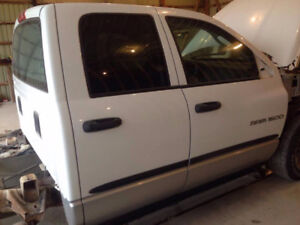 Doors for 3rd Gen Dodge Ram 02-08