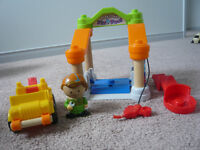 Play Town Fix N' Fuel Garage Playset by Learning Curve