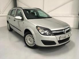 Vauxhall/Opel Astra 1.8i 16v ( a/c ) auto 2006MY Life