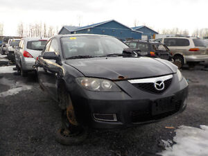 2007 Mazda 3 Now Available At Kenny U-Pull Cornwall