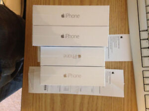 Brand New Factory Unlocked iPhone 7+/ 7 /6S+ / 6S/ 6+/ 6/5S/5/4S