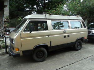 Westfalia 1985 - New Motor - Currently in Mexico