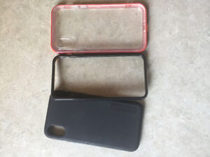 iPhone X cases 20$ to $30... iPhone 7 cases
