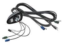 DMB AM Shark II DAB FM GPS Radio Antenne Aktive Kombiantenne Triplex Calearo