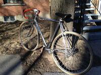 Torpado de Luxe all chrome vintage road bike vélos Italien!