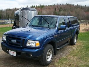 2007 Ford Ranger Marche-pied Camionnette