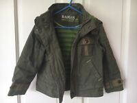 Ted Baker boy's jacket age 3-4 years