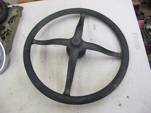 Model T Ford Steering Wheel