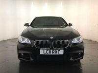 2011 BMW 520D M SPORT DIESEL SALOON 181 BHP SERVICE HISTORY FINANCE PX WELCOME