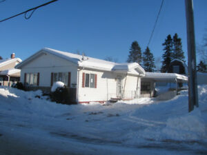NEW PRICE!! GREAT STARTER HOME IN GRAND FALLS